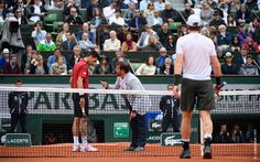 Mais Nole ne baisse pas la tête Djokovic première - Photos Djokovic première - Photos Roland Garros 2016 - Novak Remporte pour la première fois Roland Garros - 2016 - Serbie - Djokovic / Murray