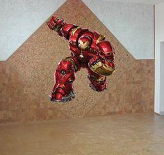 Superhero iron Man Full Color Decal, iron Man Full color sticker,color – Stickalzllc