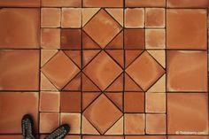 Teselado de Salomón | Terracotta floor tiles