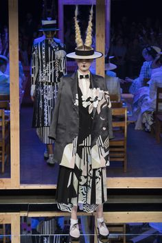 Thom Browne Spring 2016 Ready-to-Wear Collection Photos - Vogue