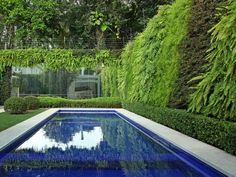 Jardim vertical em residência Particular Jardim Europa (São Paulo, Ana Paula Magaldi)
