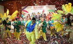 Veracruz Elenco de lujo en el Carnaval de Veracruz 2013