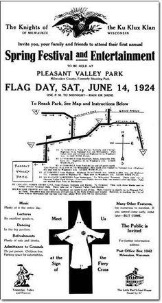 KKK Rally, 1924.......interesting