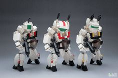 """""""LEGO SD MACROSS"""" by STICK KIM: Pimped from Flickr"""
