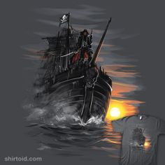 Pirate Ship from woot.