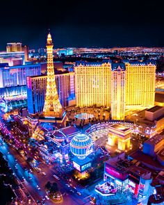 New York, Boston, Las Vegas...there's no place like the U.S.!