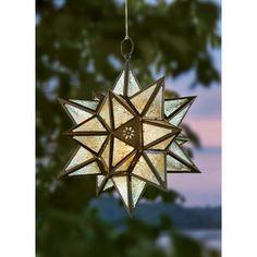Bungalow Rose Iron / Glass Lantern & Reviews | Wayfair