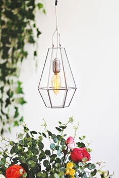 Industrial lighting that is right on point.