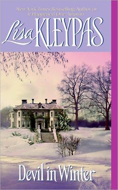 Devil in Winter by Lisa Kleypas.  Arguably one of the THE best historical romance novels of all time.  I'd recommend starting from the beginning of the series though!