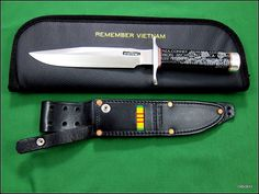 """Randall Knife Vietnam Commerative... 