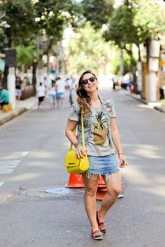 Colete Jeans para um Look Cool
