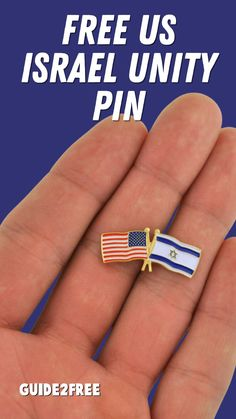 GET A FREE US ISRAEL UNITY PIN! Get this free gift from Christians united for Israel. Christians United for Israel (CUFI) is the largest pro-Israel organization in the United States with over two million members and one of the leading Christian grassroots movements in the world. Free Samples, Unity, Free Gifts, Israel, Organization, Christians, United States, Getting Organized, Organisation