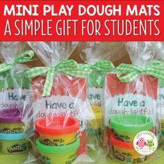Christmas gifts for teachers preschool activities