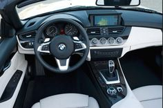 Photographs of the 2011 BMW Roadster. An image gallery of the 2011 BMW Best Car Interior, Bmw Interior, Interior Design, Bmw Z4 Roadster, Bmw Z8, Image Sites, Suv Models, New Bmw, Cars