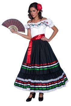 Mariachi Man Spanish Flamenco Dancer Plus Taille Costume