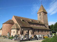 L'Eglise Saint Ulrich - Altenstadt