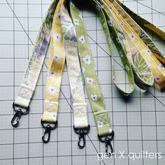 10-Minute Lanyards - Done!