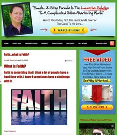 What does having Faith mean to you? http://www.empowernetwork.com/jpro/faith-what-is-faith/?id=jpro