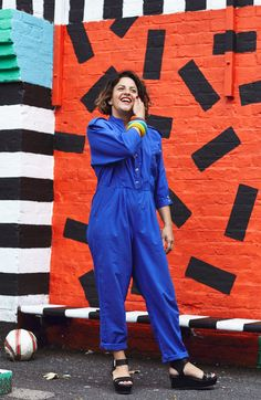 Workwear: Mural artist Camille Walala walks us through her wardrobe.
