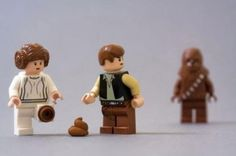 You stepped in a wookie poopie.