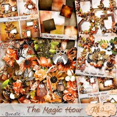 Personal Use :: Bundled Deals :: The Magic Hour - Bundle (PU/S4H) by Feli Designs