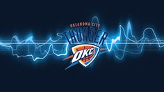 Thunder Basketball Logo | OKC THUNDER Wallpaper by Rohad