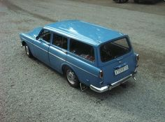Volvo Amazon Kombi