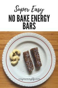 Super Easy No Bake E