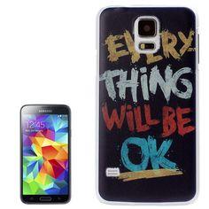 Backcover Case fürs Samsung Galaxy S5 i9600 Graffiti