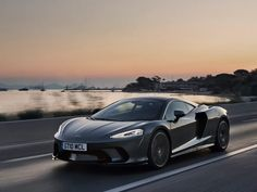 The 2020 McLaren GT is the World's First Practical Sports Car | Artful Living Magazine Nice Sports Cars, Nice Cars, Living Magazine, Sweet Cars, Super Sport, Twin Turbo, Art Of Living, Luxury Cars