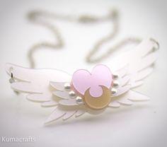 Eternal Sailor Moon Necklace by Kumacrafts