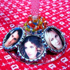Sex and the City - Drink Charm Set of 6. $15.00, via Etsy.