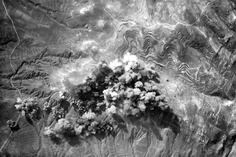 Valdecebro (Teruel) Enebral - Bombardamento trinceramenti - Bombe da kg 100-50 T Ritardate