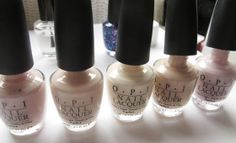 OPI Spring 2013 Euro Centrale Collection: My Vampire is Buff & Polka.com [Photos & Swatches]