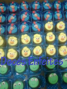 Bombons Modelados da Galinha Pintadinha Encomendas:(21) 2652-6583 www.docesenfeites.blogspot.com