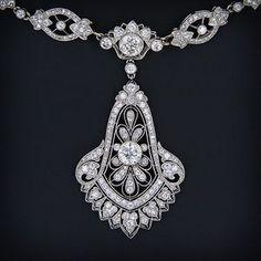 Beautiful vintage diamonds