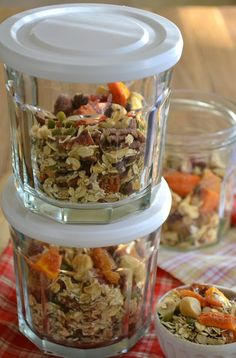 The view from Great Island: Minimal Monday: DIY Instant Fruit and Nut Oatmeal (vegan and gluten free)