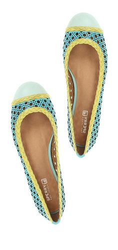 sperry flats. i'm in love!