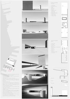 Interior Presentation, Presentation Board Design, Architecture Presentation Board, Architecture Collage, Architecture Board, Architecture Graphics, Architecture Visualization, Architecture Portfolio, Architecture Design