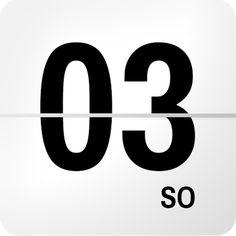 Schalten Sie einen Gang runter und nehmen Sie die Ausfahrt zum Rastplatz: Heute ist erster Advent. Company Logo, Advent Season