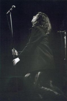 "Jim Morrison  ""Where's your will to be weird?"""