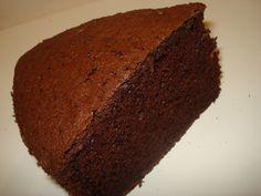 Шоколадный шифоновый бисквит рецепт с фотографиями
