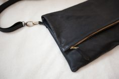 The perfect bag. Crossbody oversized clutch.