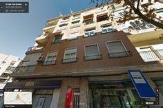 fachada edificio hijos de ramón madrid en murcia