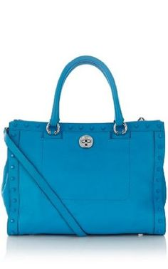 Studded tote by Karen Millen. This bag is on my lust list. Herve Leger b8b6608f47fba
