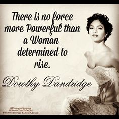 FancyMouse: Dorothy Dandridge