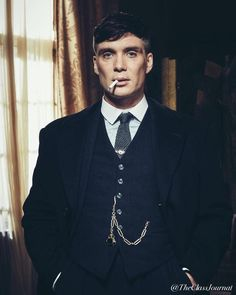 """31 Likes, 3 Comments - The Class Journal (@theclassjournal) on Instagram: """"True class never gets old - Cillian Murphy, 2017"""""""