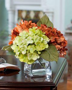 Shop Silk & Faux Hydrangea Arrangements at Silkflowers.com