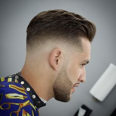 -> The best men's haircuts and cool hairstyles for men to get in Fade haircuts, short haircuts, spiky textured haircuts, and longer messy haircuts are on trend heading into Mens Hairstyles 2018 Short, Best Fade Haircuts, Cool Mens Haircuts, Cool Hairstyles For Men, Trendy Haircuts, Men's Haircuts, Wavy Hairstyles, Wedding Hairstyles, Wavy Hair Men