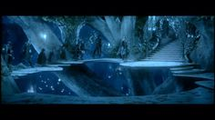 Lothlorien. I would live there.